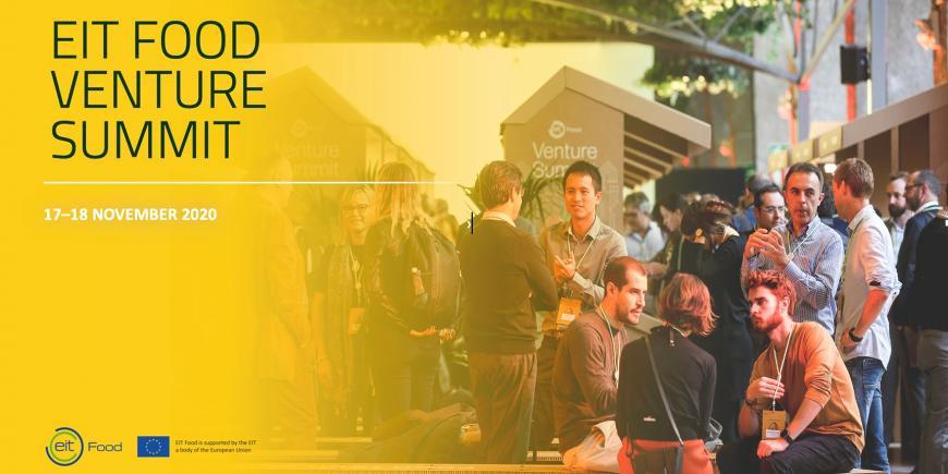eit food venture summit2020