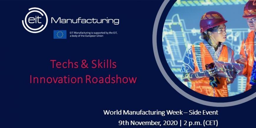 eit manufacturing roadshow