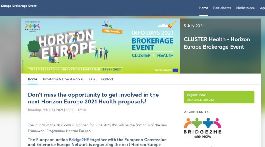 Brokerage event